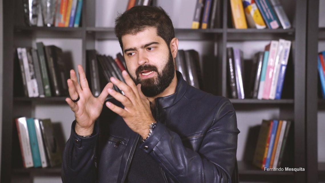 Nem Todo mundo nasceu para ser servidor público | Fernando Mesquita
