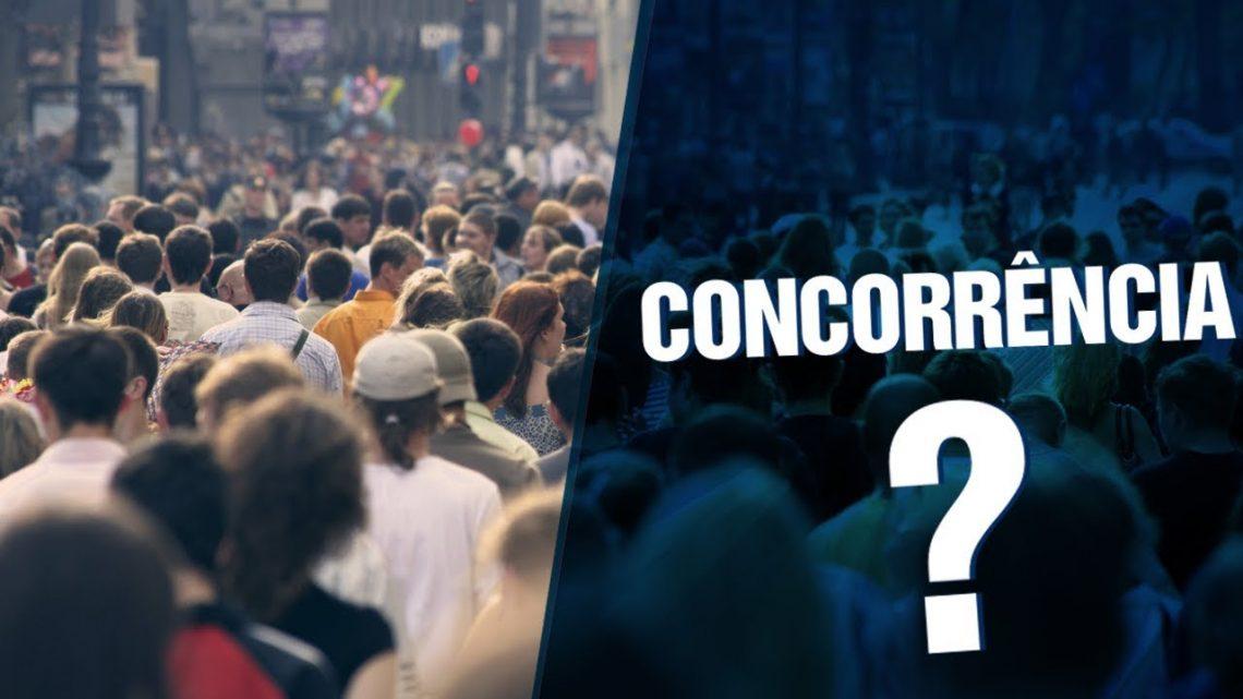 Por que concorrência em concursos é MITO | Fernando Mesquita