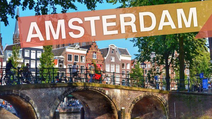 Amsterdam – Holanda :: 3 locais de A Culpa é das Estrelas em 3 minutos :: 3em3