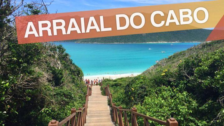 Arraial do Cabo – Brasil :: 3 praias imperdíveis em 3 minutos :: 3em3