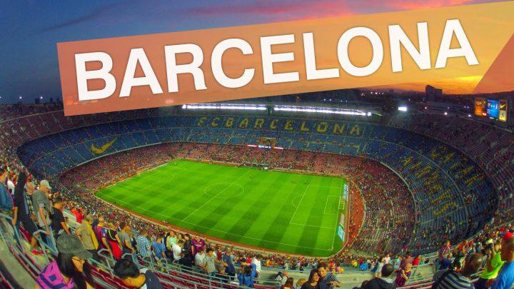Barcelona – Espanha :: Ep. 01 :: 3 atrações em 3 minutos :: 3em3