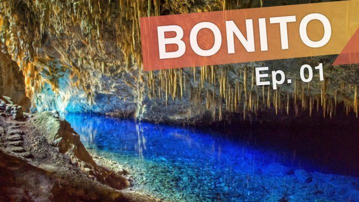 Bonito – Brasil :: Ep. 01 :: Rio Sucuri – Gruta do Lago Azul – Pq. Ecológico Rio Formoso :: 3em3