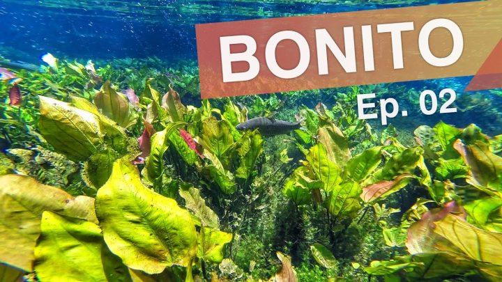 Bonito – Brasil :: Ep. 02 :: Boca da Onça – Aquário Natural – Gruta de São Mateus :: 3em3
