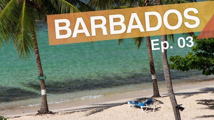 Bridgetown – Barbados :: Ep.03 :: 3 praias interessantes em Barbados :: 3em3