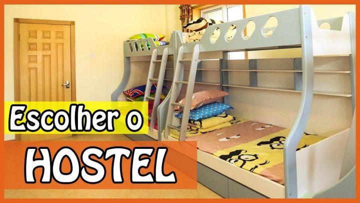 Como escolher o HOSTEL??? Dicas para achar o hostel ideal! | Rachel Travel Tips