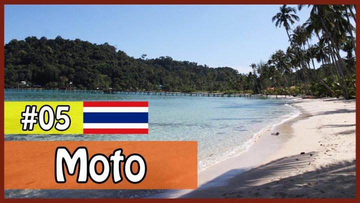História de Viagem  – #5 De moto em Koh Phangam (Tailândia) | Rachel Travel Tips