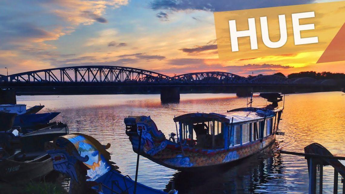Hue – Vietnã :: Ep.06 :: A cidadela da capital imperial :: 3em3