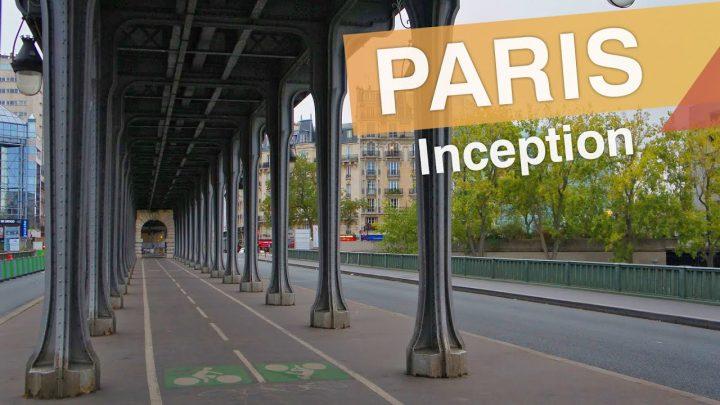 Paris – França :: 3 locações do filme Inception / A Origem :: 3em3