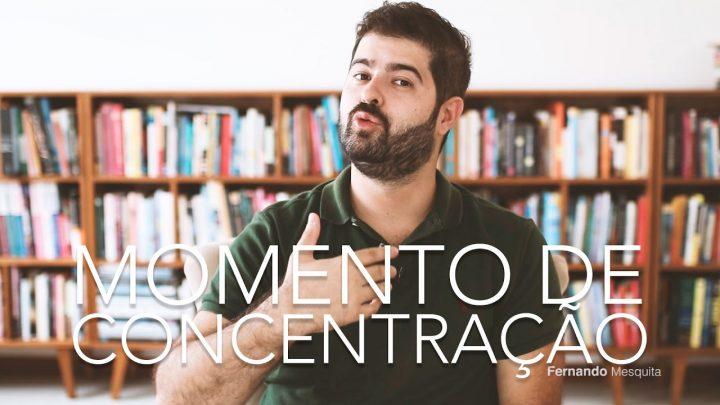 Por que me concentro em outras atividades, mas não nos estudos? | Fernando Mesquita