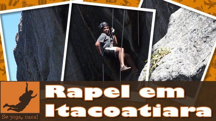 RAPEL EM ITACOATIARA – Niterói / RJ