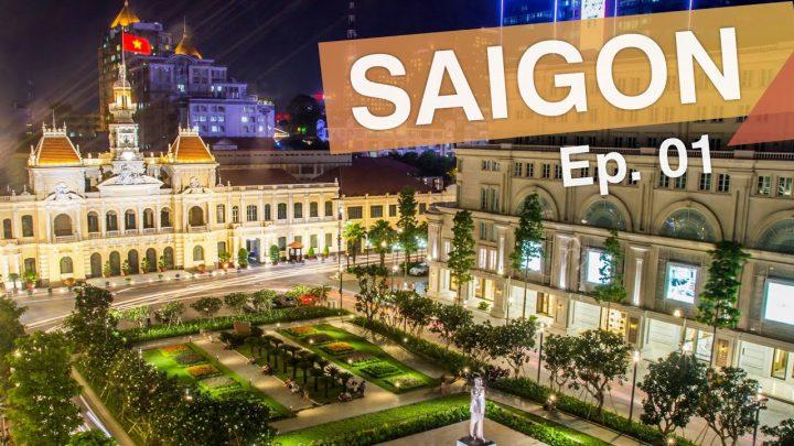 Saigon – Vietnã :: Ep.02 :: 3 maneiras de reviver o passado :: 3em3