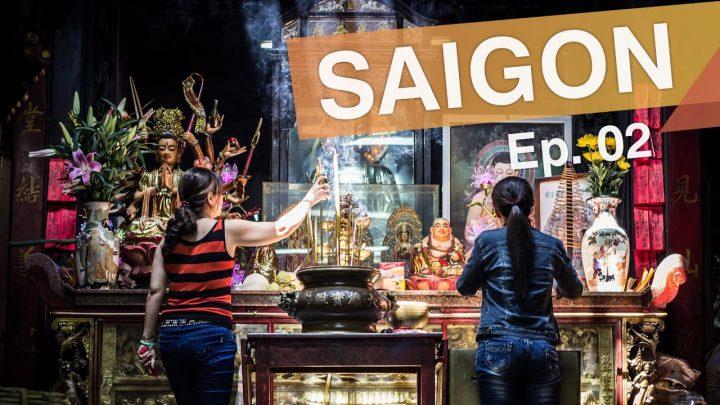 Saigon – Vietnã :: Ep.03 :: 3 formas de curtir o presente :: 3em3