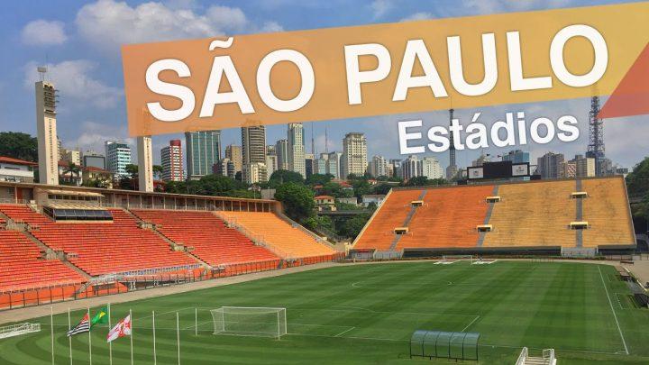 São Paulo – Brasil :: 3 estádios para se conhecer na cidade :: 3em3