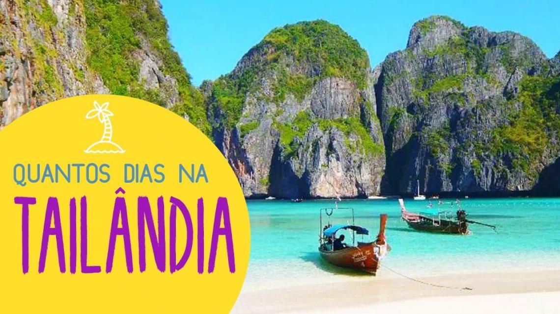 Tailândia: Quantos dias ficar nas cidades da Tailândia? | Rachel Travel Tips