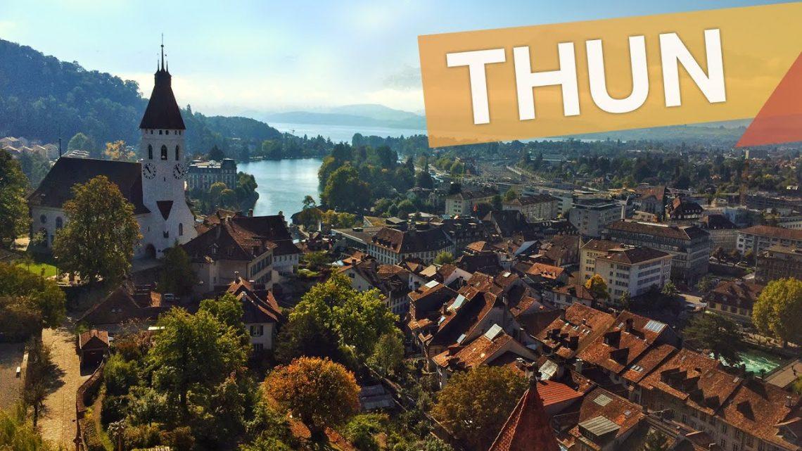 Thun – Suíça :: Ep.04 :: 3 motivos para visitar a cidade :: 3em3