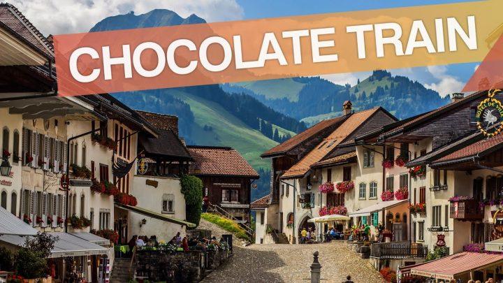 Trem do Chocolate – Suíça :: Como é o bate-volta a partir de Montreux :: 3em3