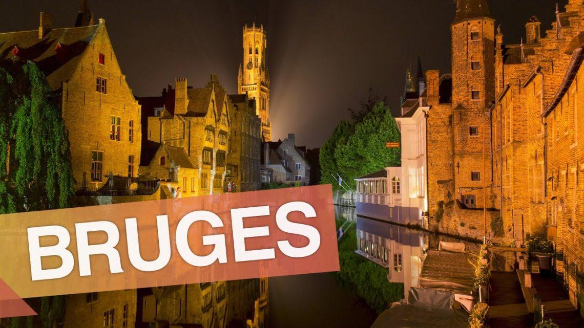 Bruges – Bélgica :: 3 atrações imperdíveis em 3 minutos :: 3em3