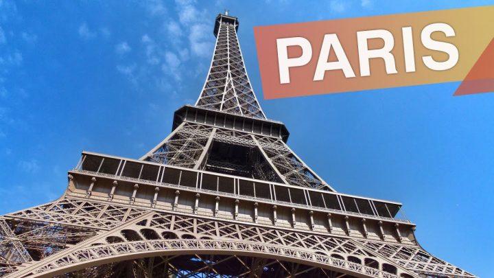 Paris – França :: 3 atrações em 3 minutos :: 3em3