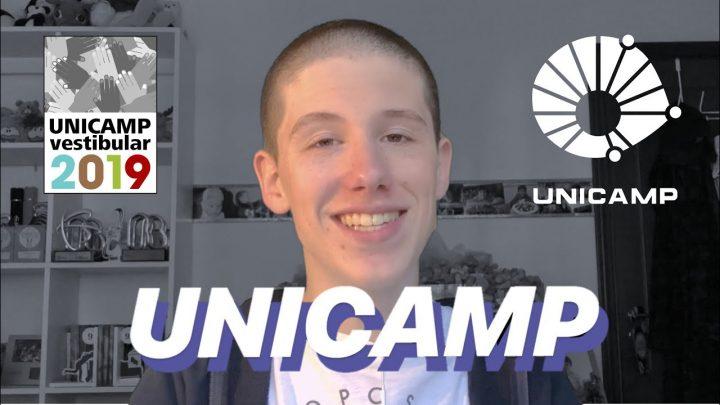 COMO É A REDAÇÃO DA UNICAMP + NOVIDADE ESPECIAL | Lucas Felpi