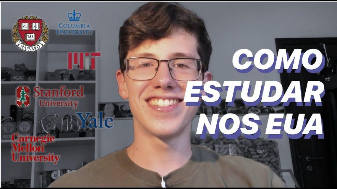 COMO ESTUDAR EM FACULDADES NOS ESTADOS UNIDOS | Lucas Felpi