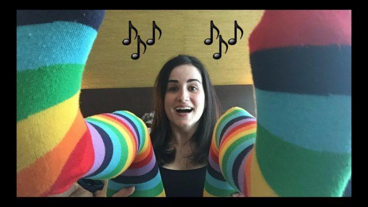 NO SÉ POR QUÉ (mi primera canción ORIGINAL en ESPAÑOL!) + ENGLISH 🌈