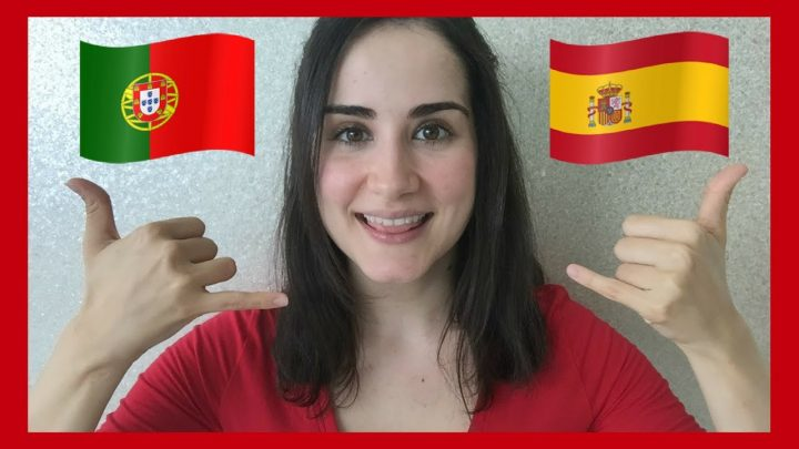 SPANISH vs. PORTUGUESE LANGUAGE | Part 2 🇪🇸  🇵🇹