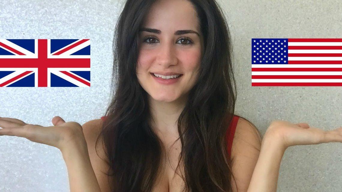 AMERICAN ENGLISH vs. BRITISH ENGLISH 🇺🇸  🇬🇧