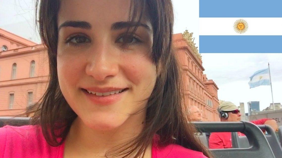 ¡CONOZCA BUENOS AIRES CONMIGO!   Vlog en Argentina 🇦🇷